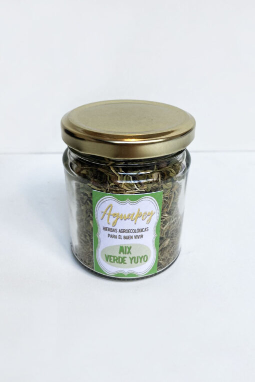 mix verde yuyo